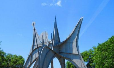 Installation d'Alexandre Calder