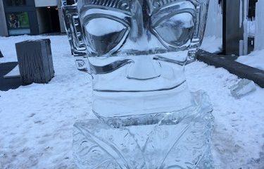 bonhomme de glace