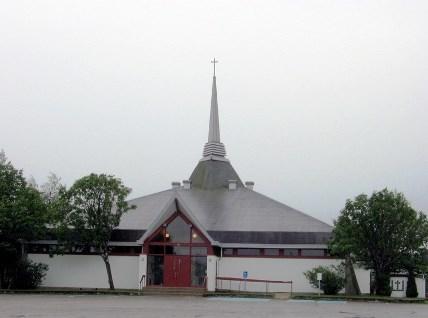 Église de Chute-aux-Outardes