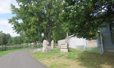 parc portuaire Trois-Rivières