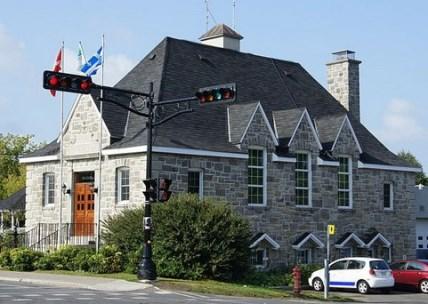 Hôtel de ville de la ville de Deux-Montagnes