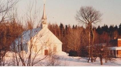 Église de Saint-Colomban