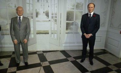 Trudeau et Lévesque
