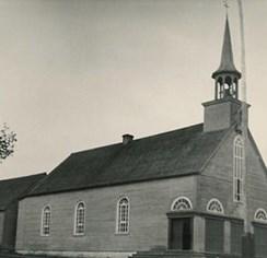 chapelle Sainte-Brigitte-Laval
