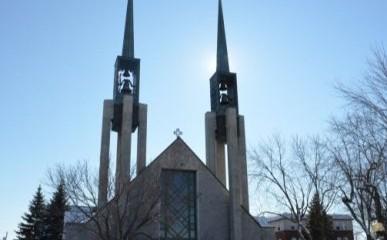 Église sts martyres canadiens