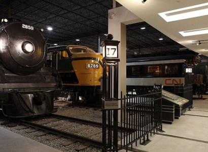 Musée ferroviaire canadien