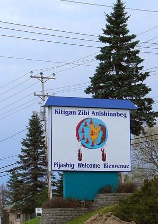 Kitigan Zibi