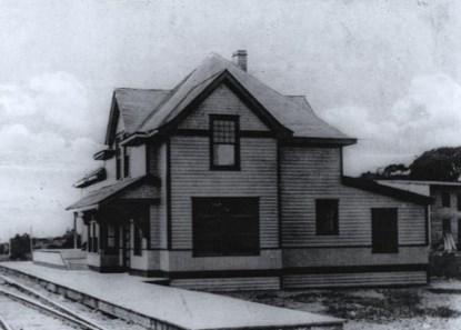 Gare de Neuville