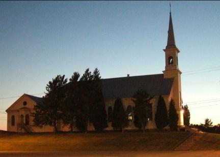 Église de Saint-Henri-de-Taillon