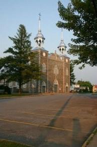 Église de St-Prosper de Champlain