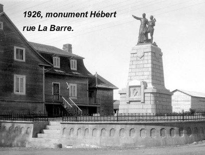 Monument Louis Hébert
