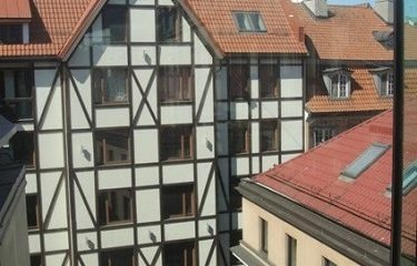 Une ville allemande