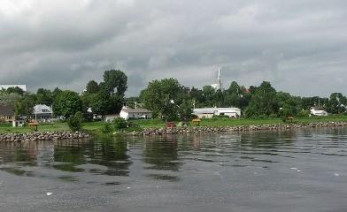 Rivière du Chêne