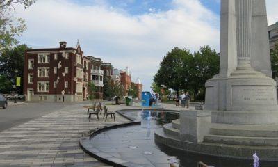 Piano public à Trois-Rivières