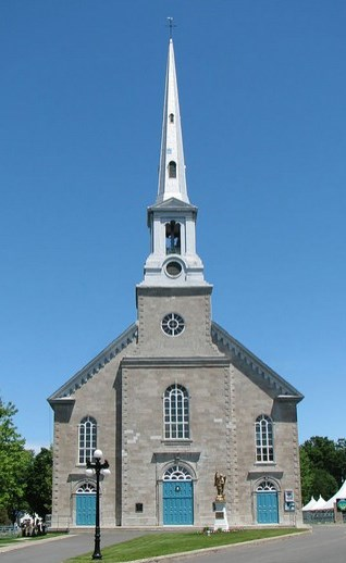 Église de Saint-Michel-de-Bellechasse