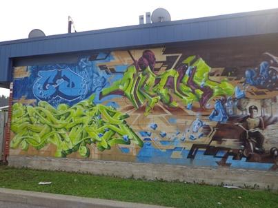 graffiti à laval