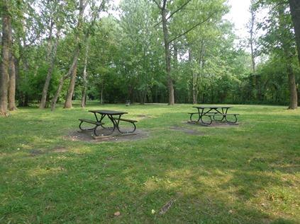 bancs parc des prairies