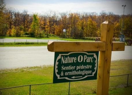 Natur O Parc Saint-Adrien-d'Irlande
