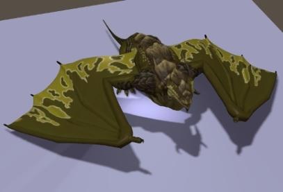 Moustique monstre