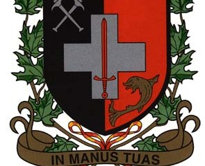 Armoiries de Saint-Joseph de Coleraine