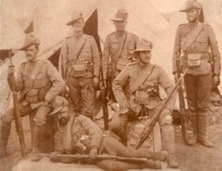 Soldats canadiens