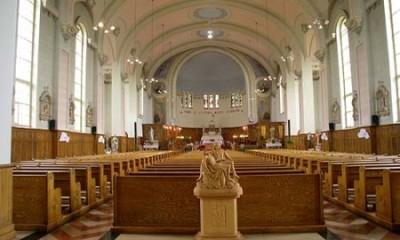 église de chambord