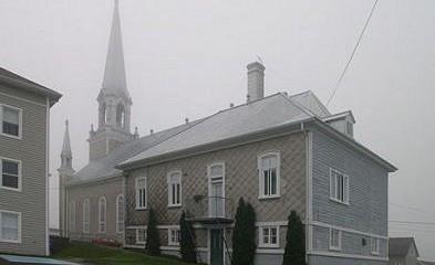 Église de St-Fabien-de-Panet