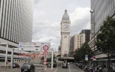Gare de Lyon.