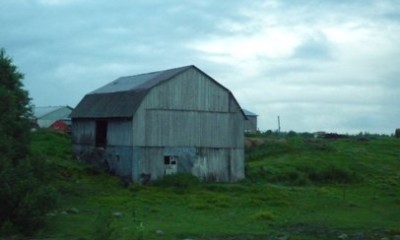 Grange à Authiers