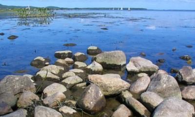 Lac de Deux Montagnes. Photographie de GrandQuebec.com.