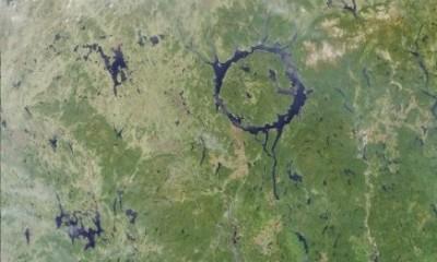 Réservoir Manicouagan