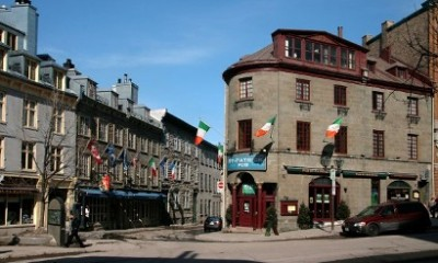 Haute ville de Québec