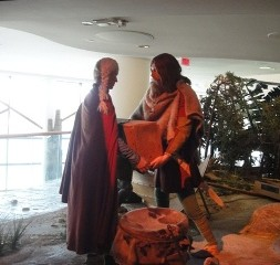 Musée canadien de l'histoire de Gatineau. Photographie de Megan Jorgensen.