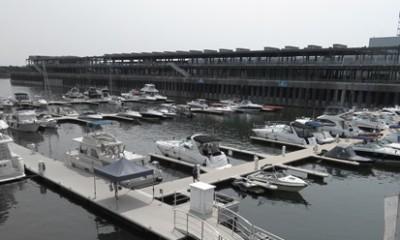 bassin du vieux port de Montréal