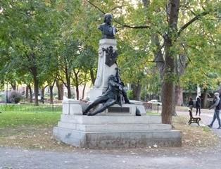 monument crémazie