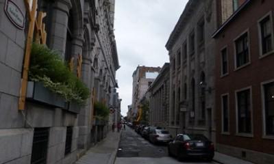 Rue st Pierre - Québec