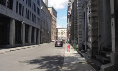 Investisseurs Rue Le Moyne, Montréal