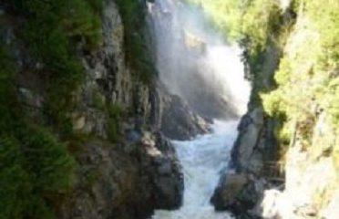 Canyon de la Sainte-Anne