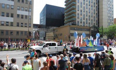 Gay parade