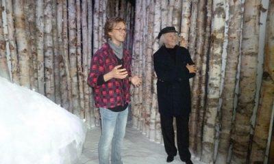 Fred Pellerin et Gilles Vigneault