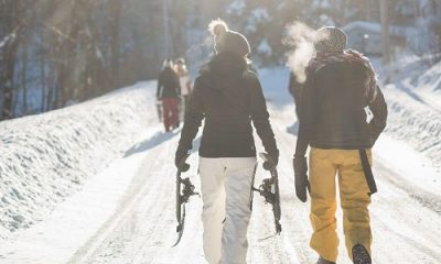 sport en hiver