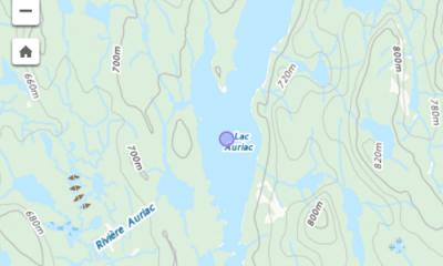 Lac Auriac