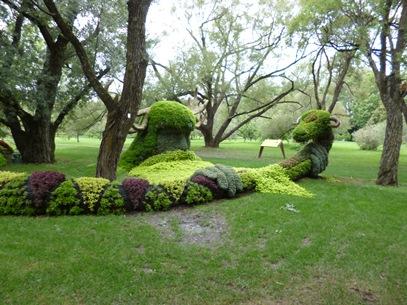 Cernunnos, dieu de la forêt, des richesses, de la virilité, gardien des portes de l'autre monde. Photo : © Univers.GrandQuebec.com