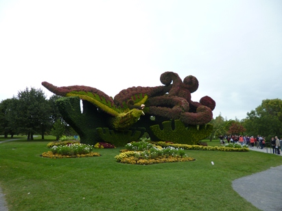 Le phénix fait partie de la culture chinoise, mais aussi de celle de nombreux peuples. Photo : © Univers.GrandQuebec.com.