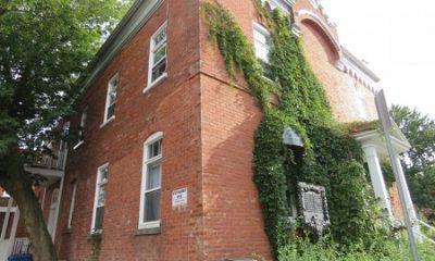 Maison à Trois-Rivières. Photographie de Megan Jorgensen.