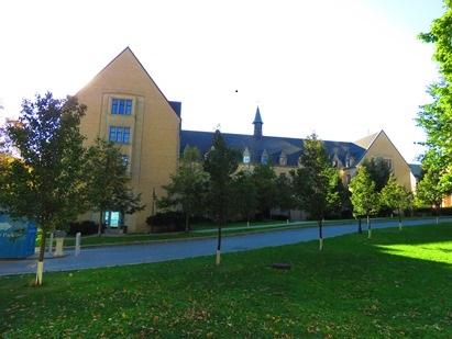 Collège St. Michael's de Toronto. Photo : Megan Jorgensen.