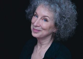 Margaret Atwood, copyright © George Whiteside.