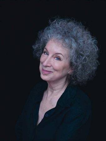 Margaret Atwood, copyright © George Whiteside.