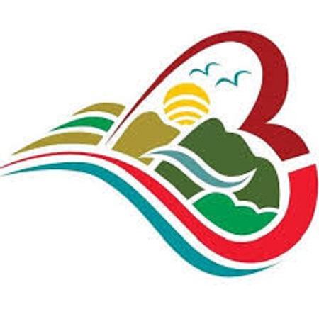 Logo de la municipalité de Sainte-Béatrix. Image libre de droits.