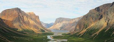 Parc national des Monts Torngat. Soruce de la photographie : pc.gc.ca/fr/pn-np/nl/torngats.
